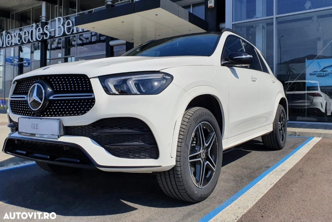 Mercedes-Benz GLE - 1