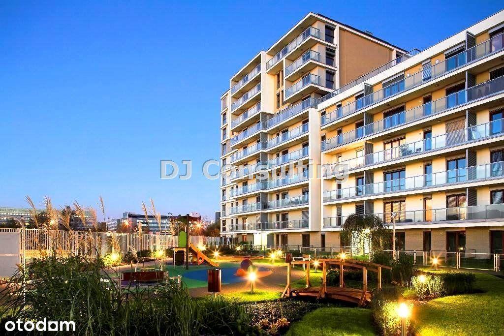 Al. Wyścigowa - Point House_2 pok_47m2_duży balkon