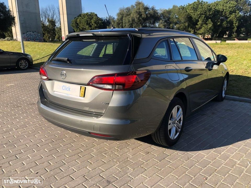 Opel Astra Sports Tourer 1.6 CDTI Business Edition S/S - 13