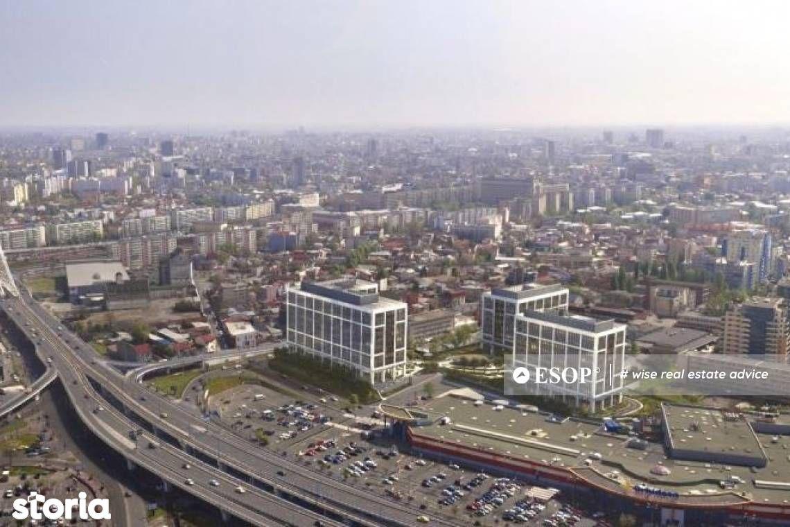 Business Garden Bucharest, Grozavesti, 600 - 3.742 mp, 0% comision!