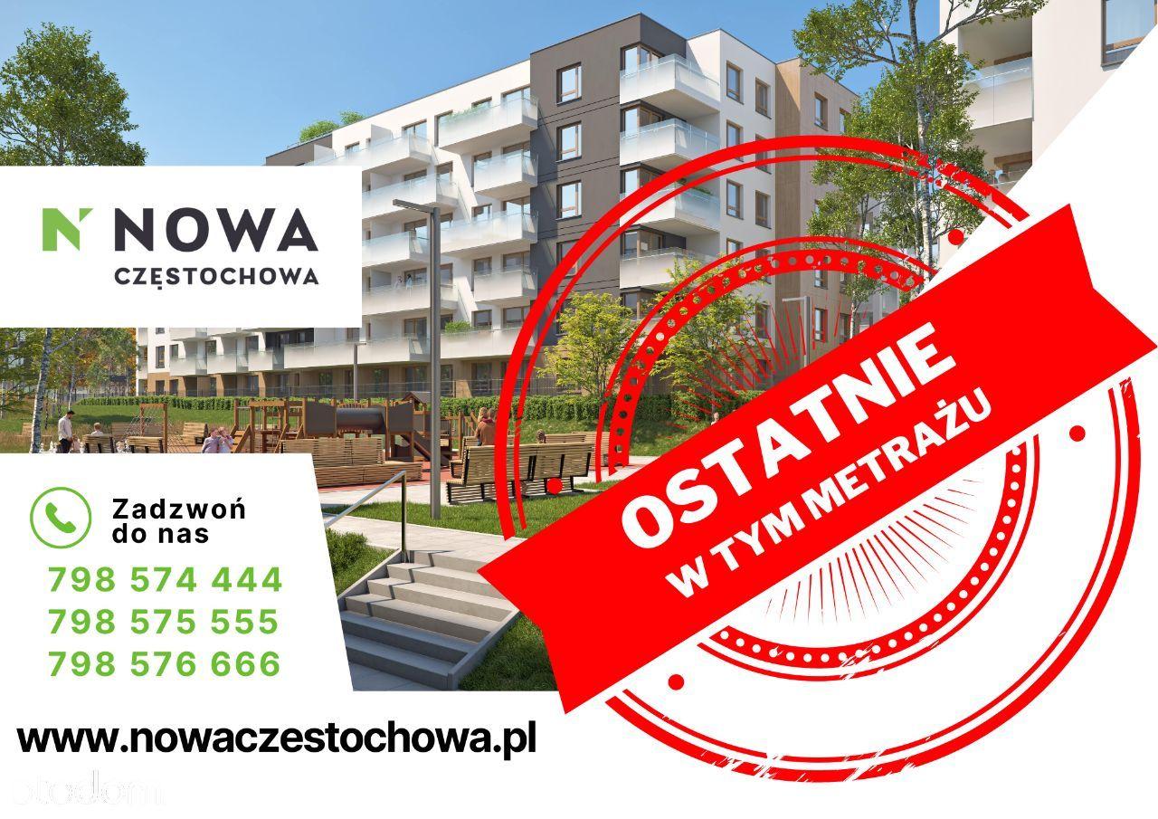 Osiedle Nowa Częstochowa   39m2   OSTATNIE