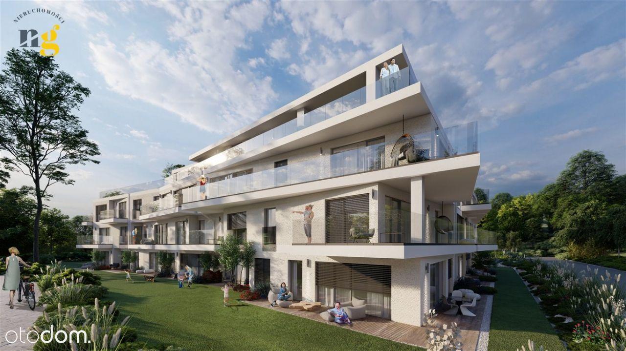 Apartament klasy Premium z tarasem