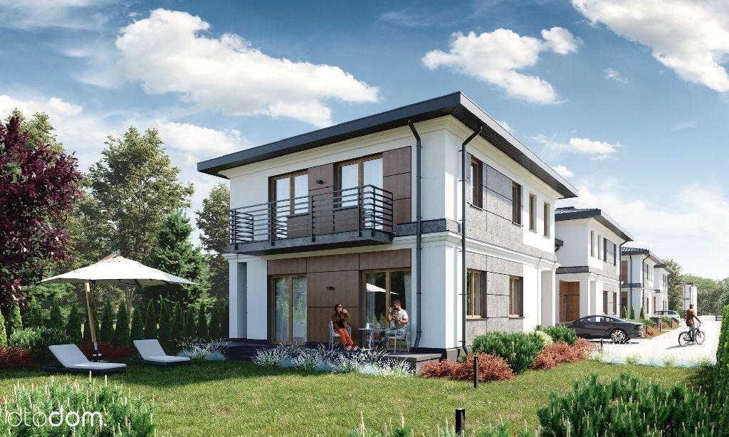 Bliźniak 170 m2, 6,8 tyś /m2 + ogród 220m