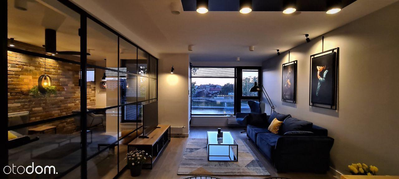 Apartament z wyjątkowym widokiem na Wisłę