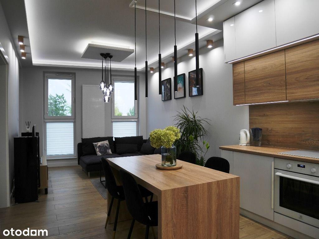 3 pokoje, nowe, media w cenie ,garaż, Bulwary Park