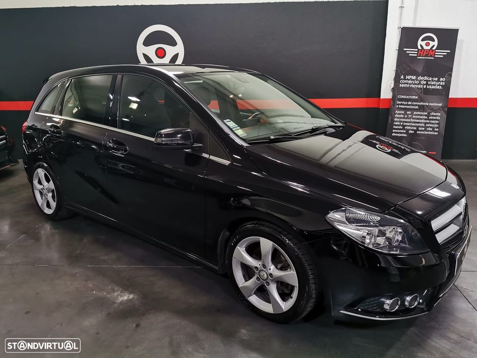 Mercedes-Benz B 200 Avantgarde - 3