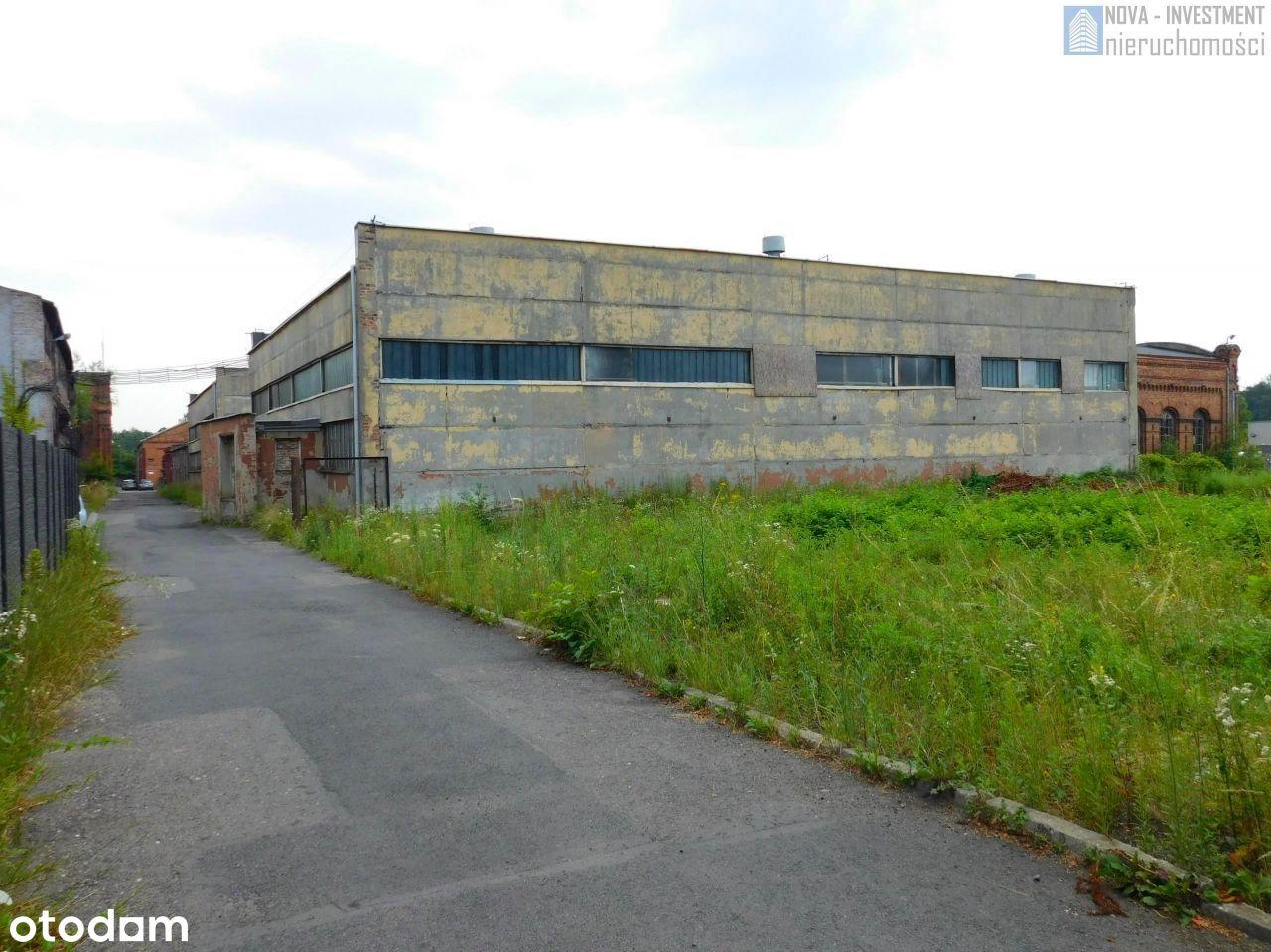 Hala przemysłowa Zabrze ul.Szybowa 2900m2