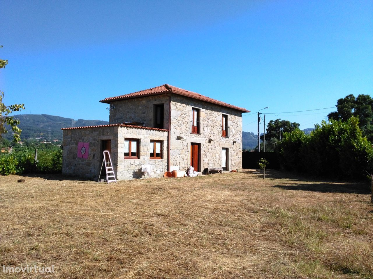 QUINTINHA 4300 m2 Navarra, Braga - 30 min Parque Nacional Peneda GERÊS