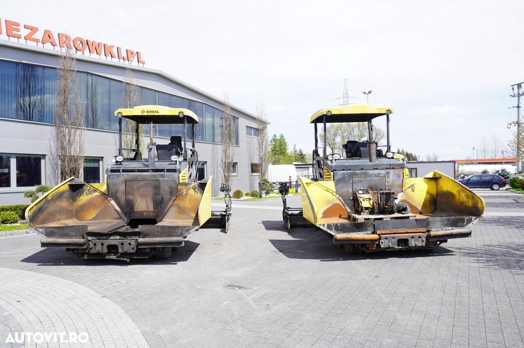 Bomag BF 300P , 2900 MTH , 6X4 , Work width 3,4m , SideView , auto-gr - 2