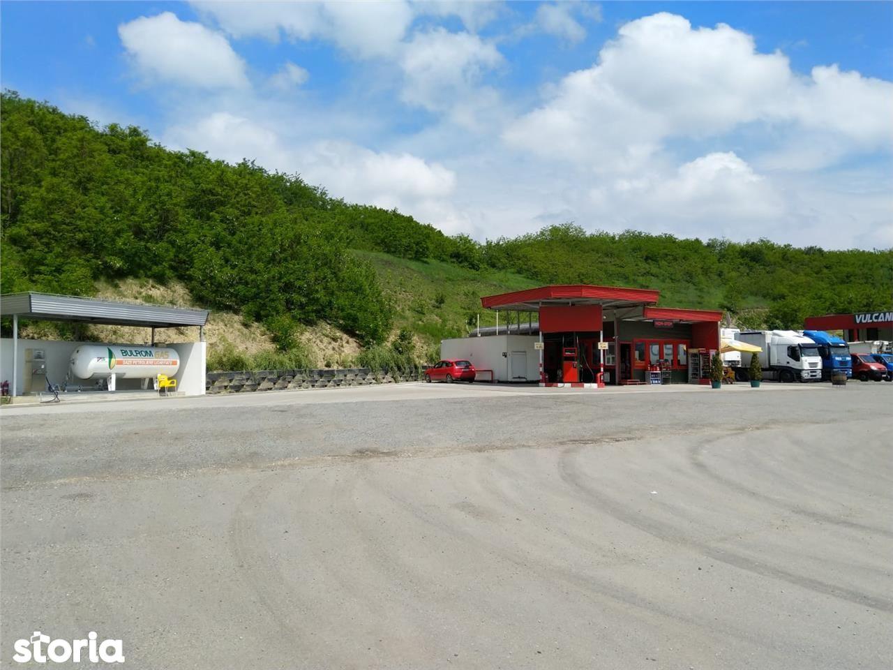 Benzinarie + Teren, Unirea -DN1,6000 MP,Truck Parking