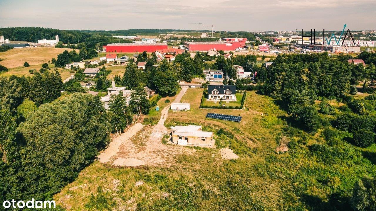 Kowale, ul. Pałacowa działki 4403 m2