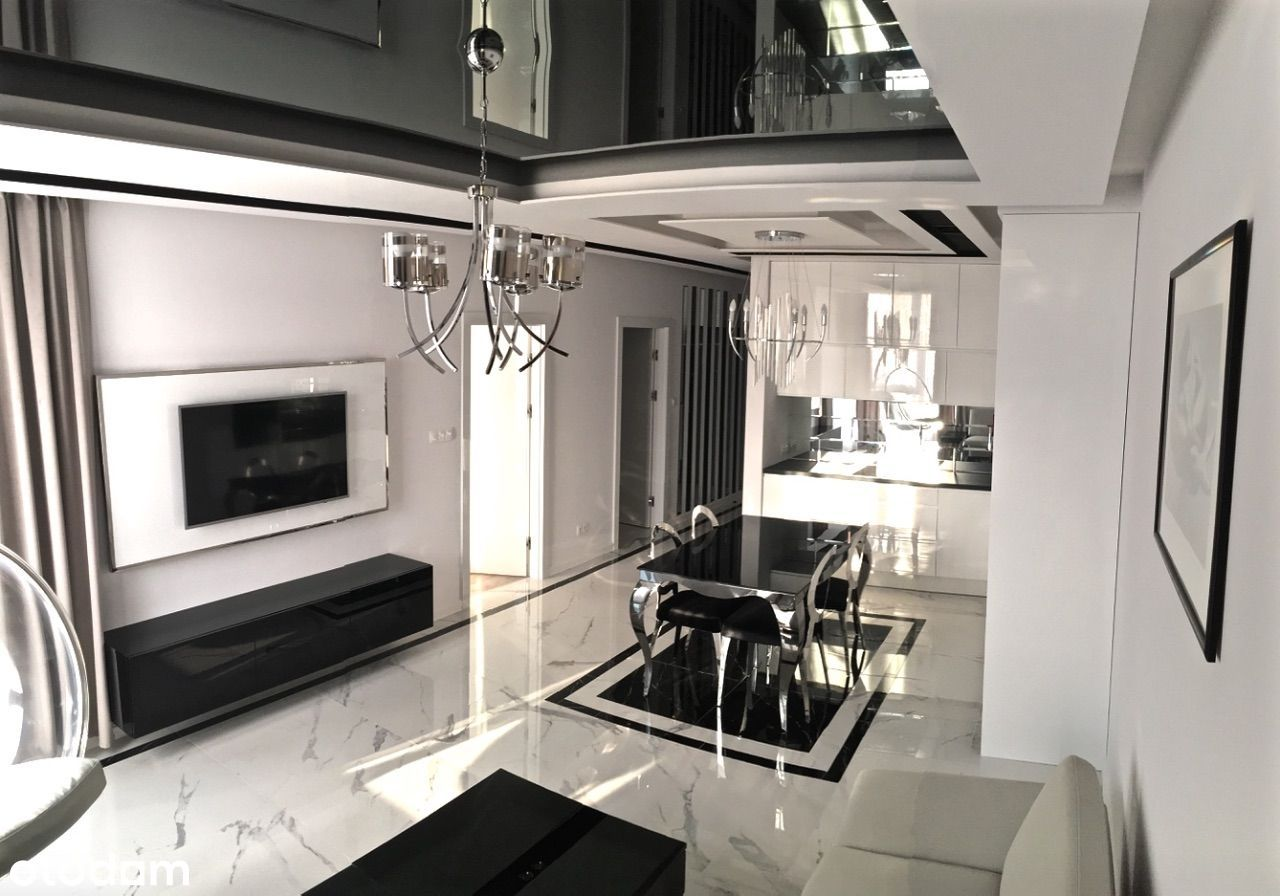 Luksusowy apartament w miasteczku Wilanów 58 m2