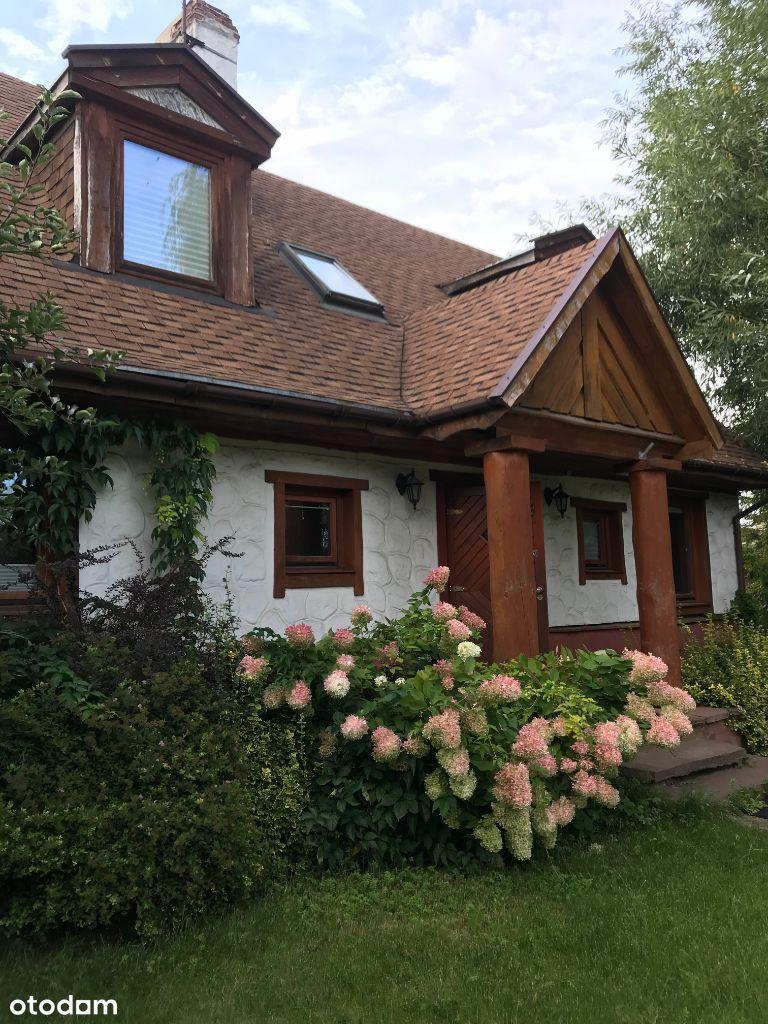 Dom typu Dworek Polski, Piaseczno, Zalesie Górne