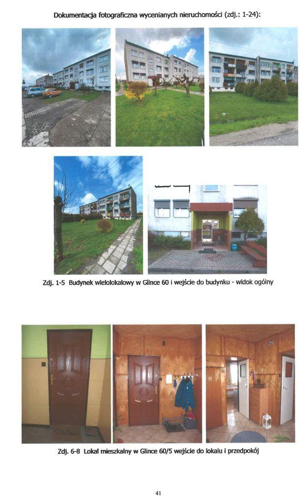 Lokal mieszkalny z działką i zabudowaniami-Glinka