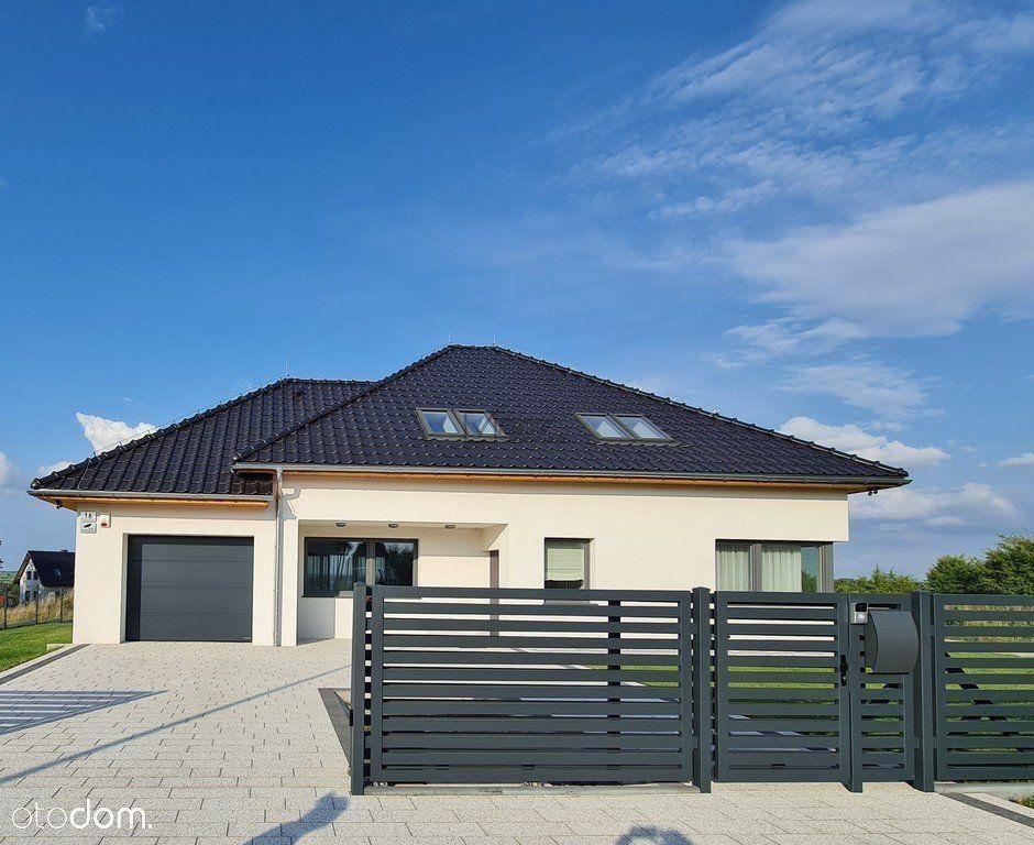 Nowoczesny, energooszczędny dom wolnostojący 285m2
