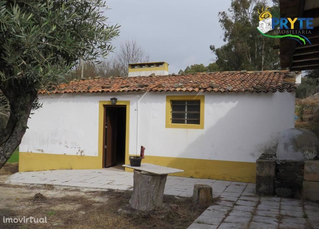 Quinta T3 situada em Santo André - Nisa