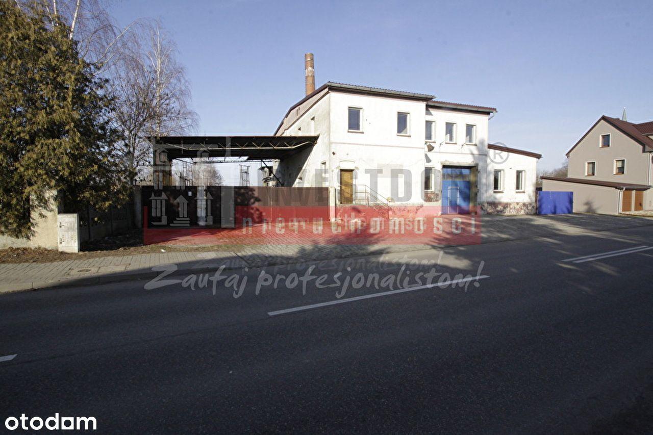 Lokal użytkowy, 860 m², Gorzów Śląski