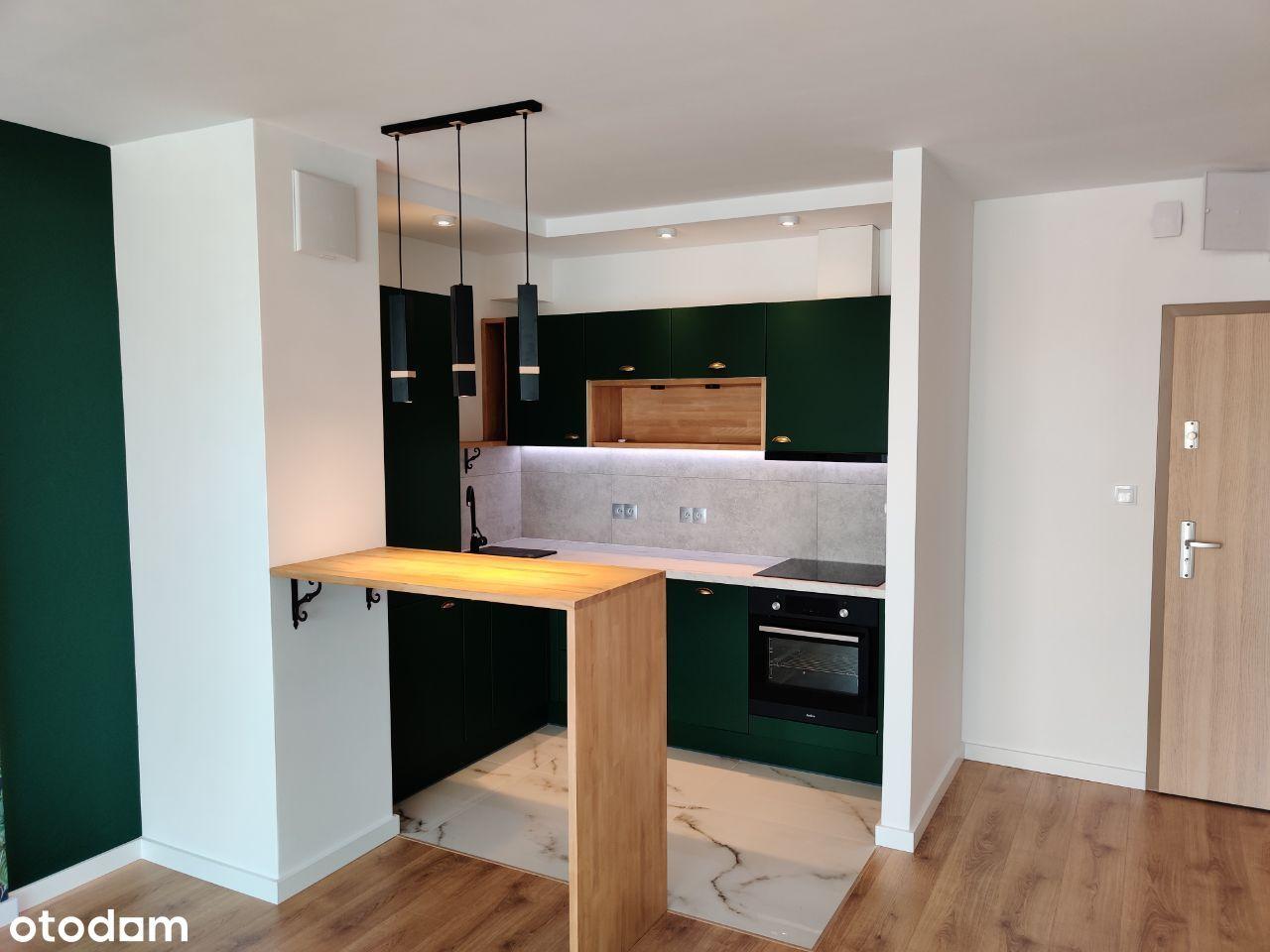 Nowe mieszkanie 2- pokojowe na Wzgórzu Moniuszki