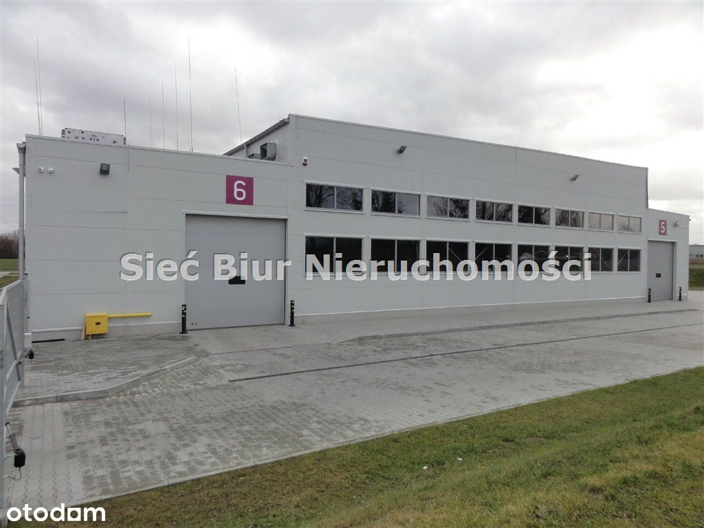 Hala/Magazyn, 2 582,82 m², Sztum