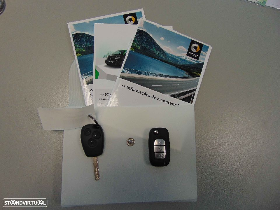 Smart ForTwo Electric Drive Passion - 9