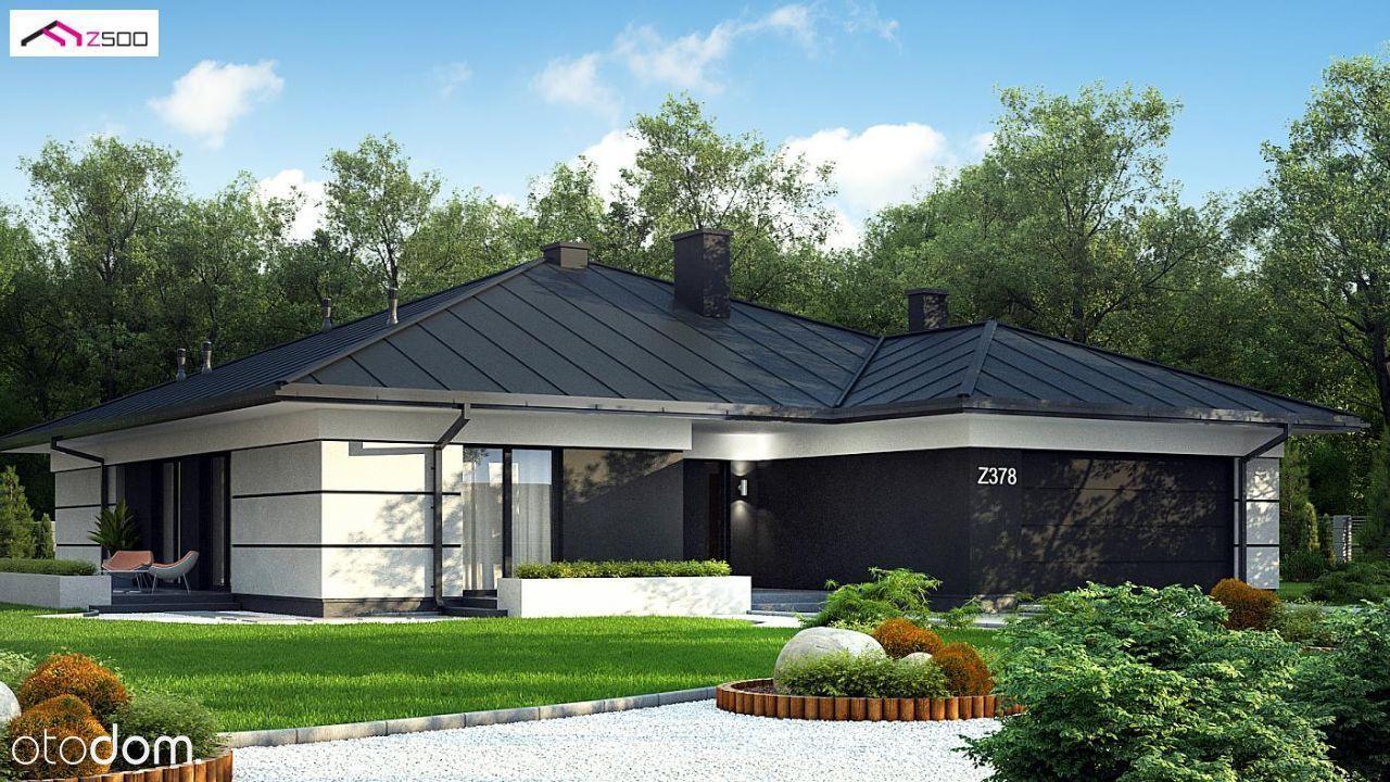 Dom parterowy Zbrosławice