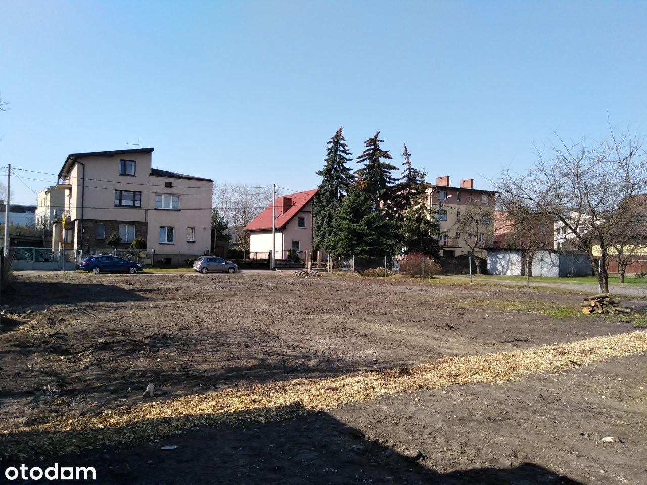 Działka budowlana 652 m2, Pogoń ul. Poleśna