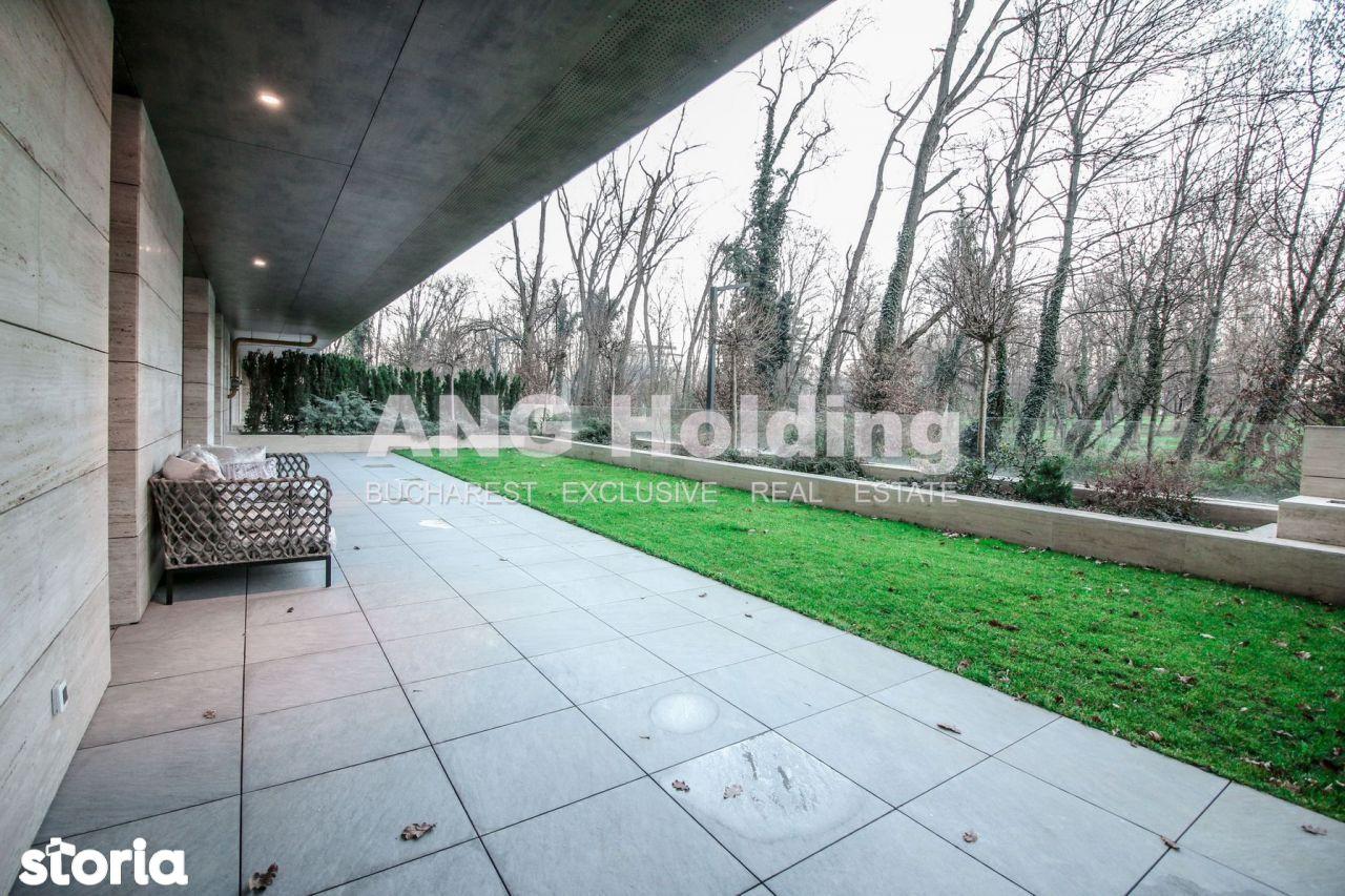 3 Rooms | luxurios Flat | Floreasca Area | Verdi Lake