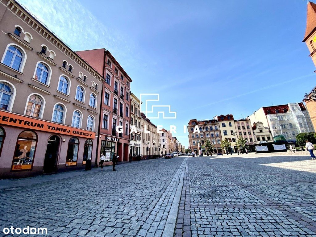 Lokal na Starym mieście I 80m2 Parter