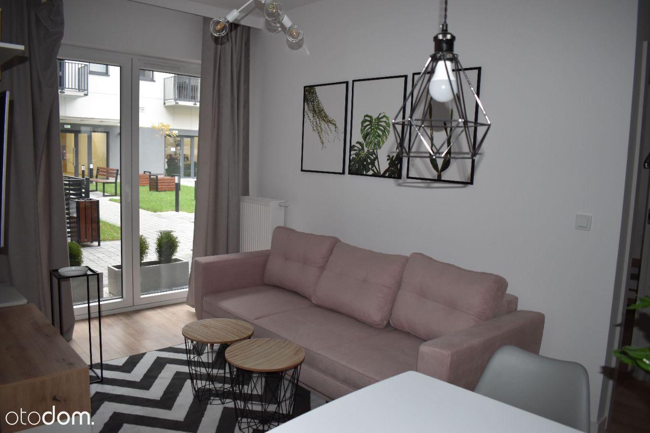Nowoczesne dwupokojowe mieszkania w centrum Łodzi