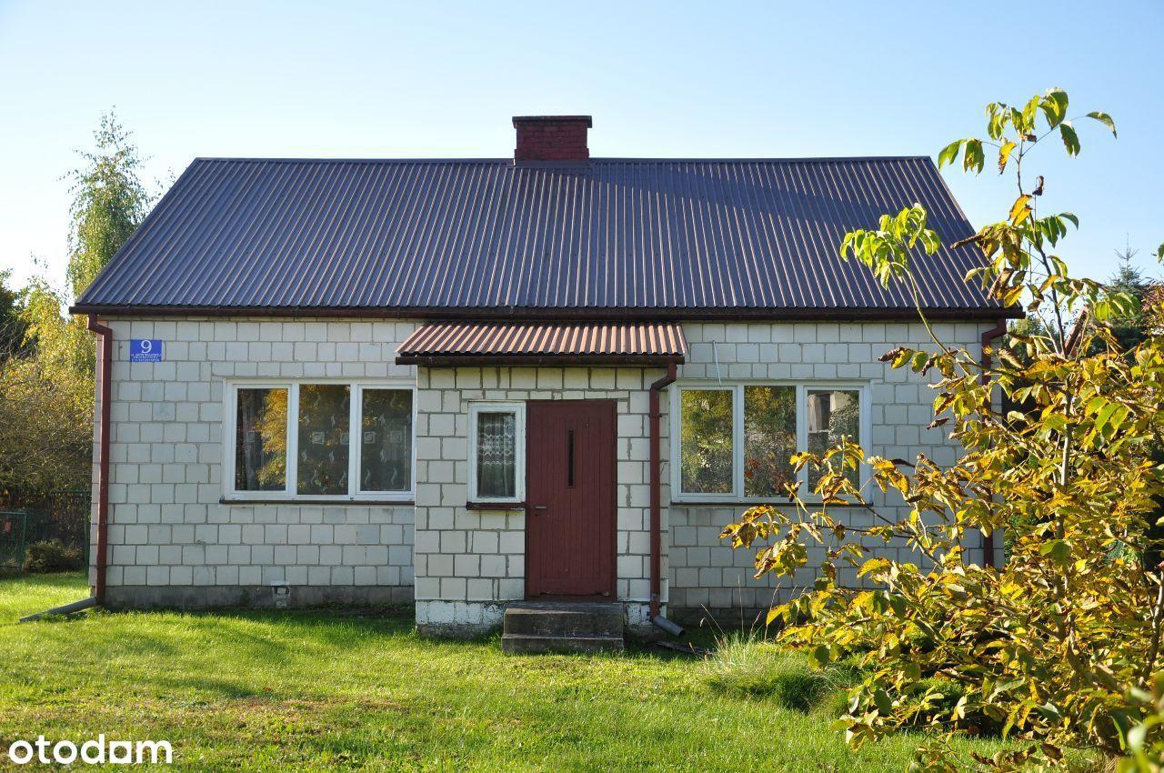 Dom z działką w centrum Zwierzyńca