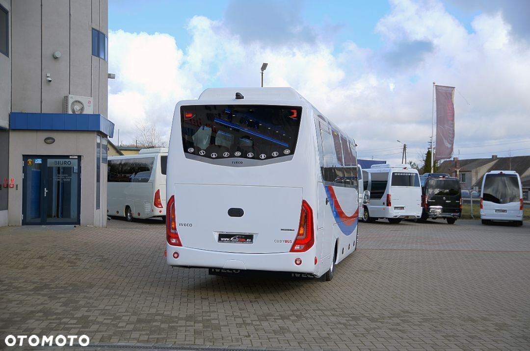 Iveco Cuby 70C HD Tourist Line Winda 31+1+1 No.415  Cuby Iveco 70C HD Tourist Line Winda 31+1+1 No.415 - 4