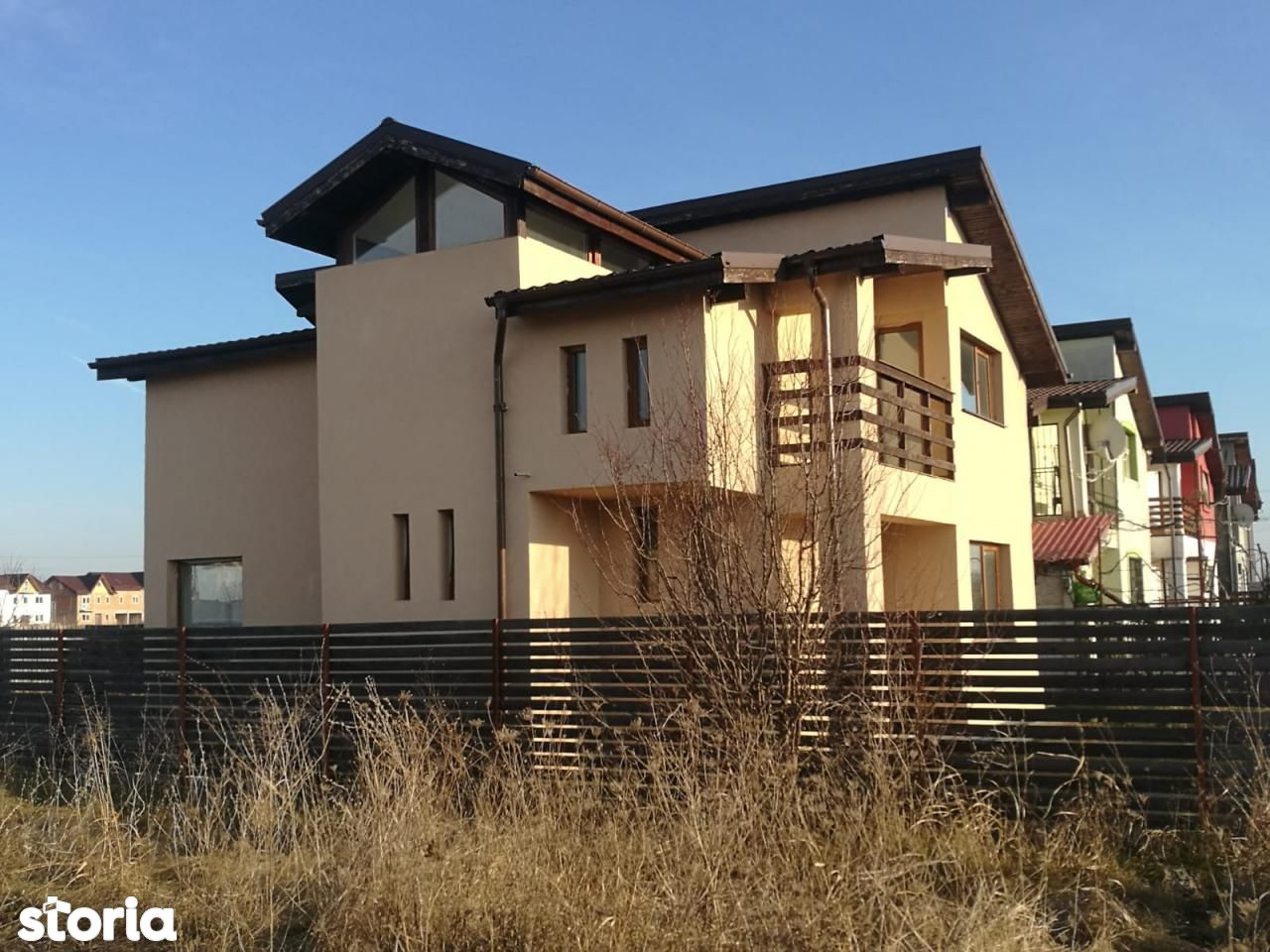 Vila Moderna 110mp Utili La Cheie
