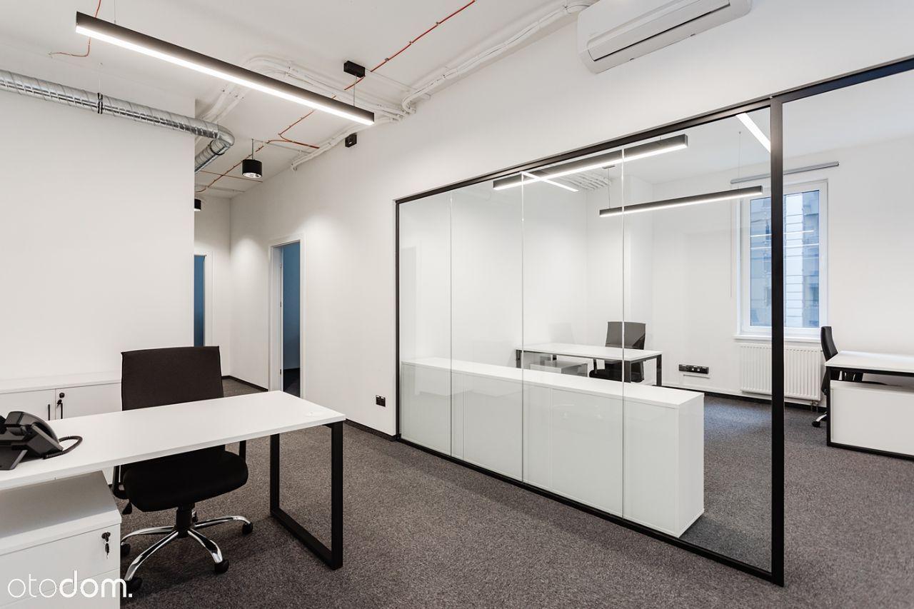 Nowe Biuro Jana Pawła II 61 - 92,5 m2 - 11 osób