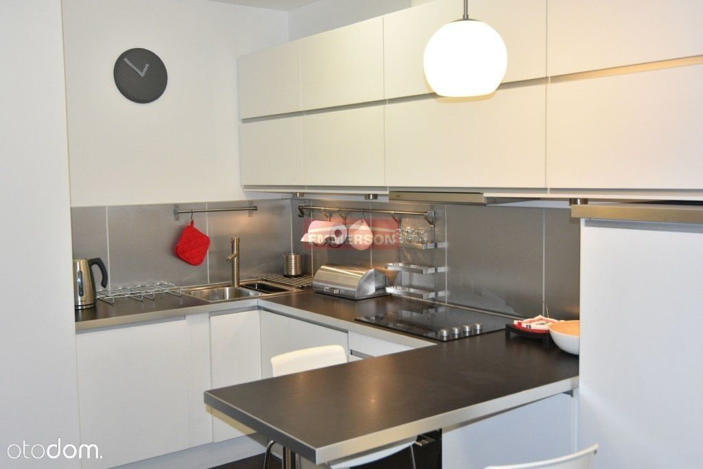 Apartament Centrum 43 m2, 2pokoje, garaż