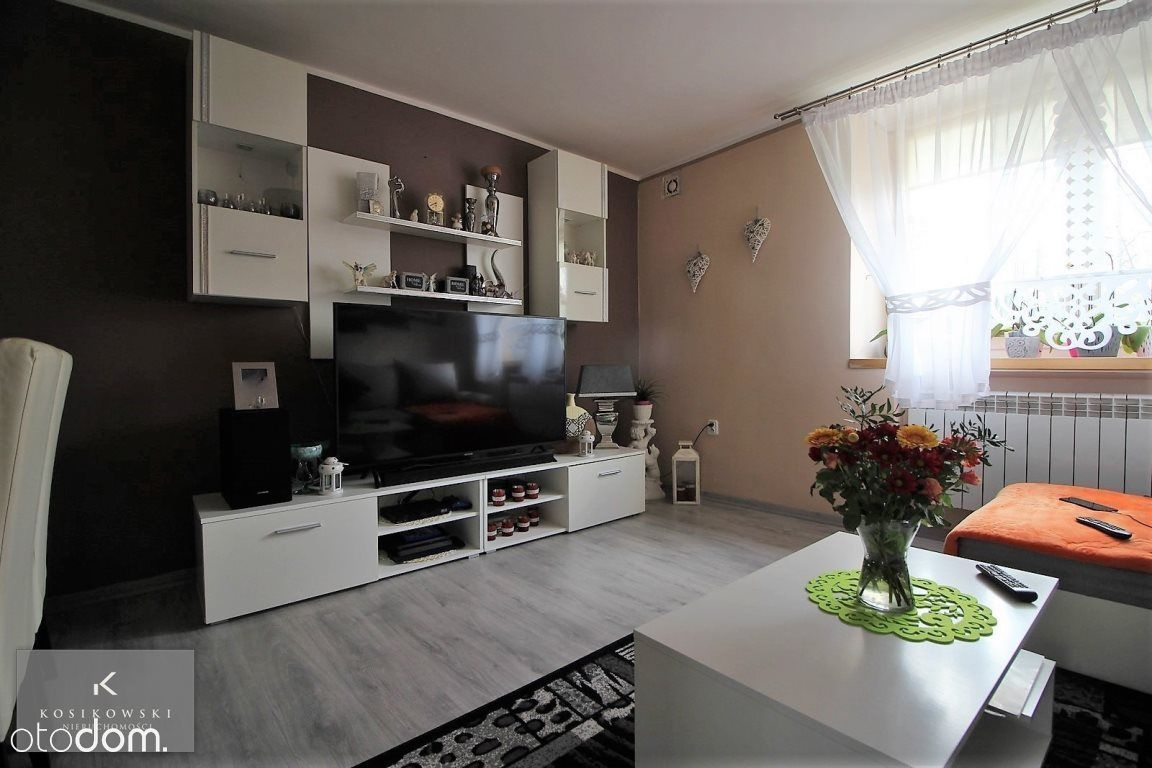Atrakcyjne 2-pokojowe mieszkanie w Bierutowie!