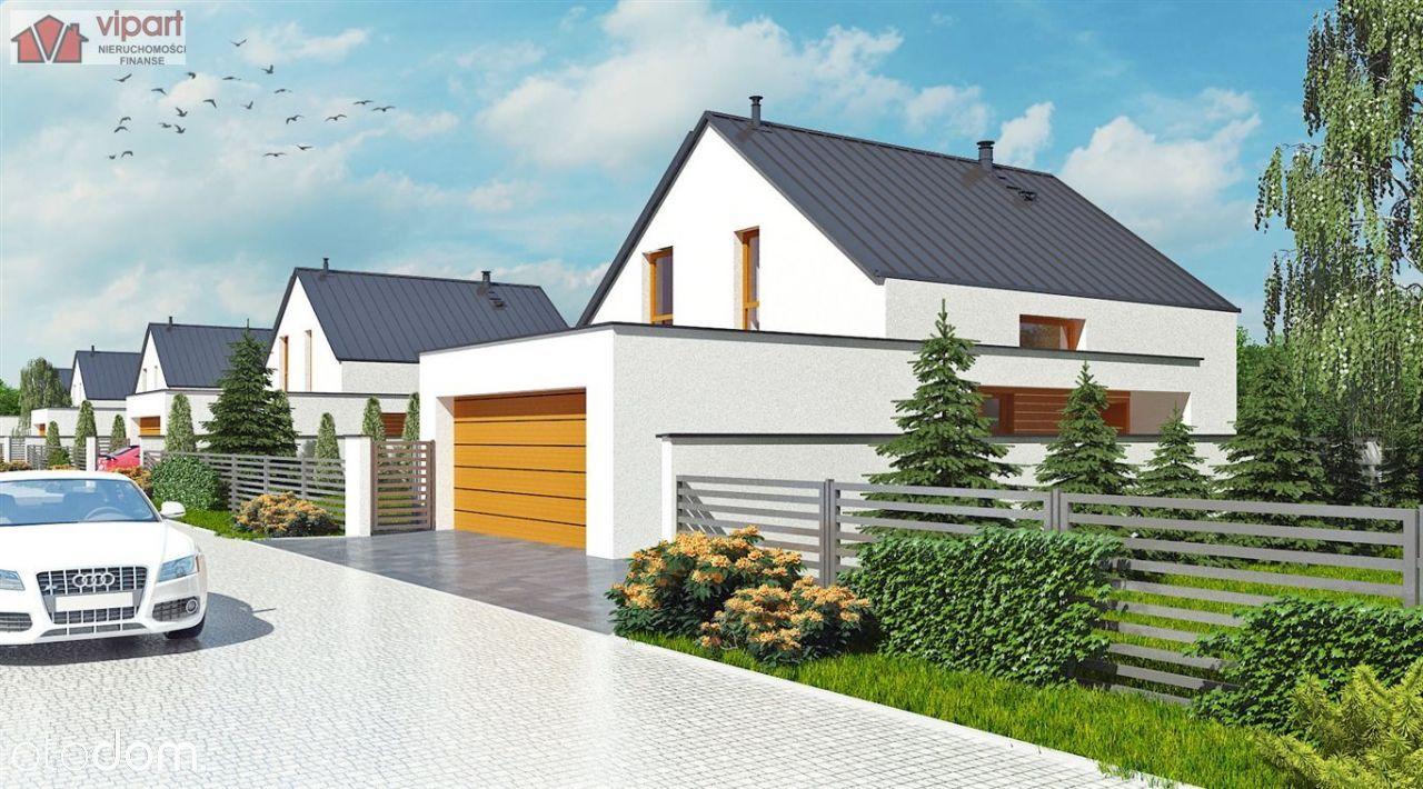 Dom wybudowany w technologii oszczędnej