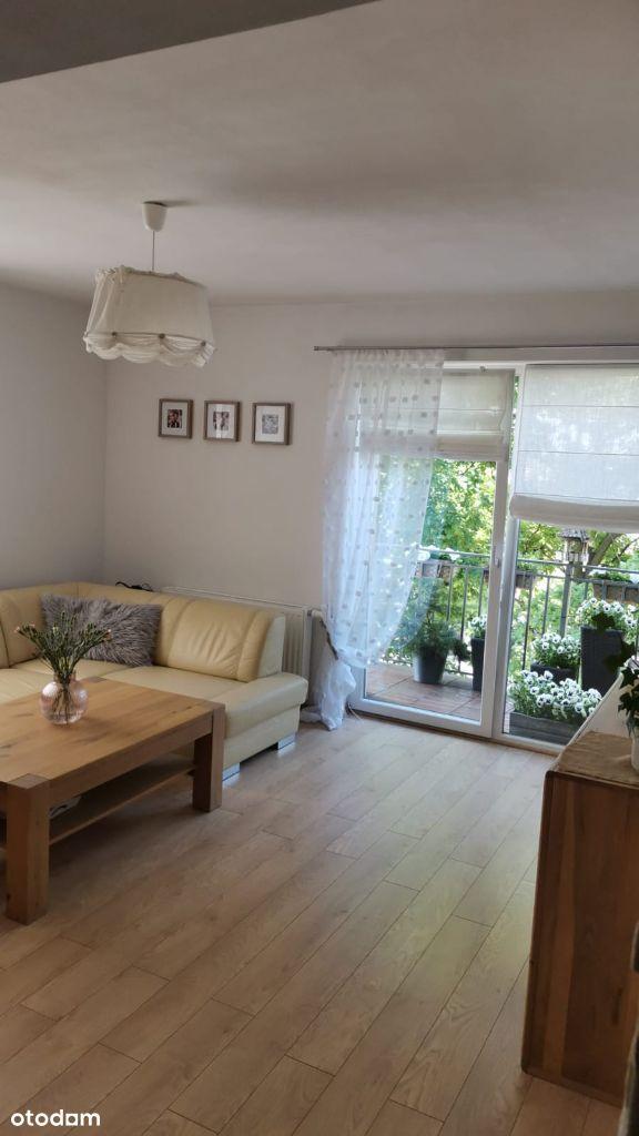 Słoneczny apartament 4 pokoje, osobna kuchnia