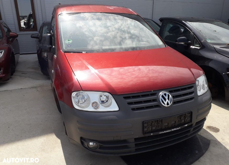 Far dreapta Volkswagen Caddy an 2004 - 2