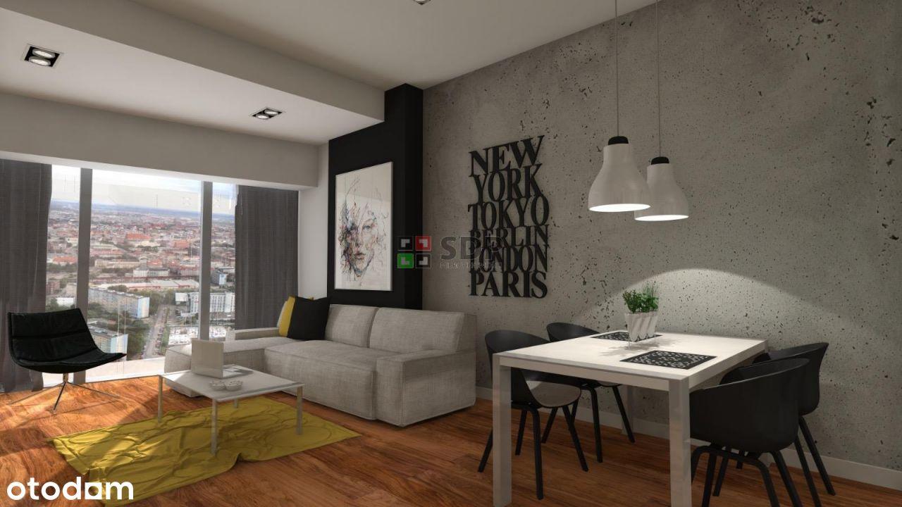 Apartament Na 45 Piętrze Sky Tower