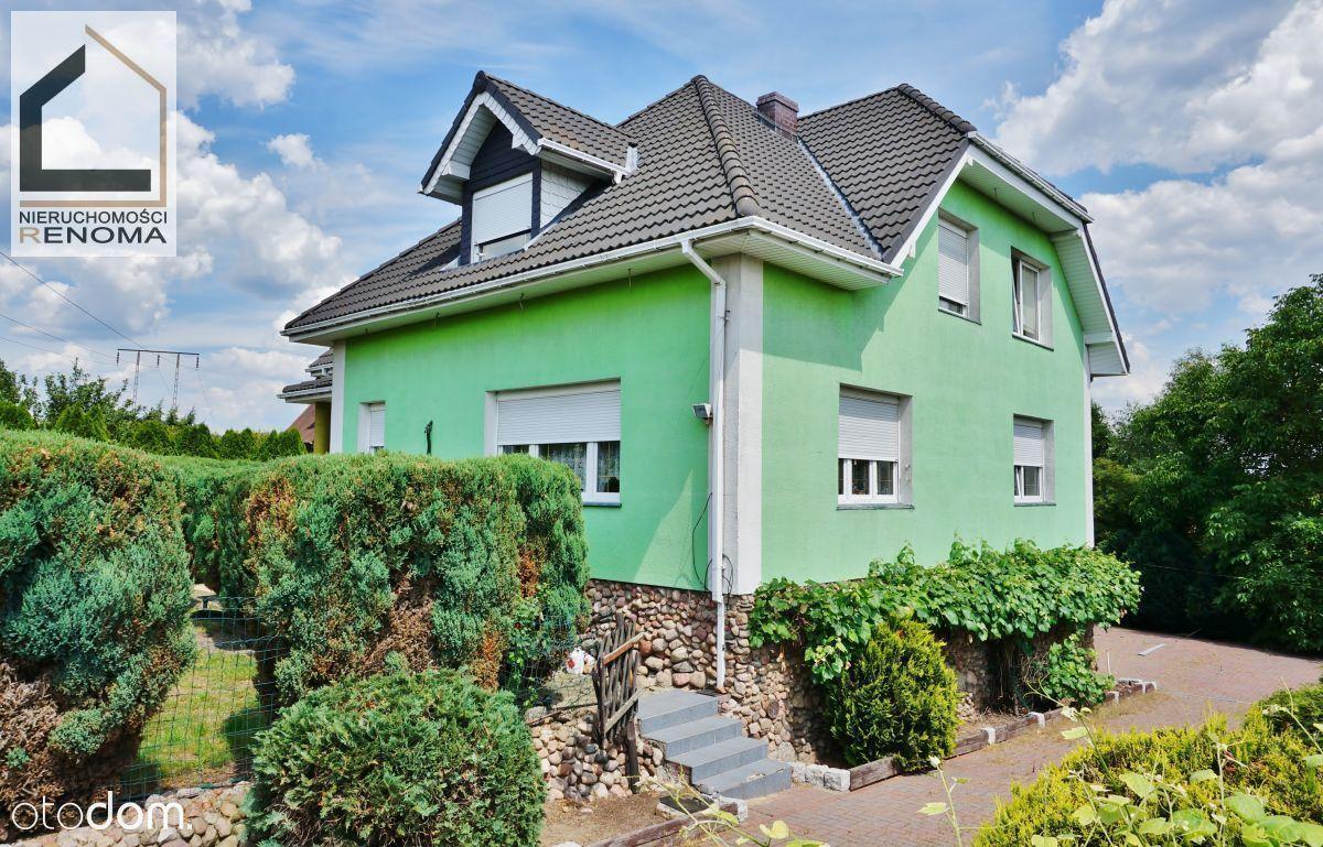 Duży dom z ogrodem i garażem!