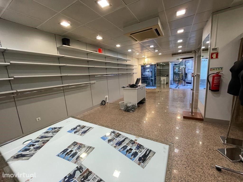 Trespasse Loja - Centro Histórico - Viseu