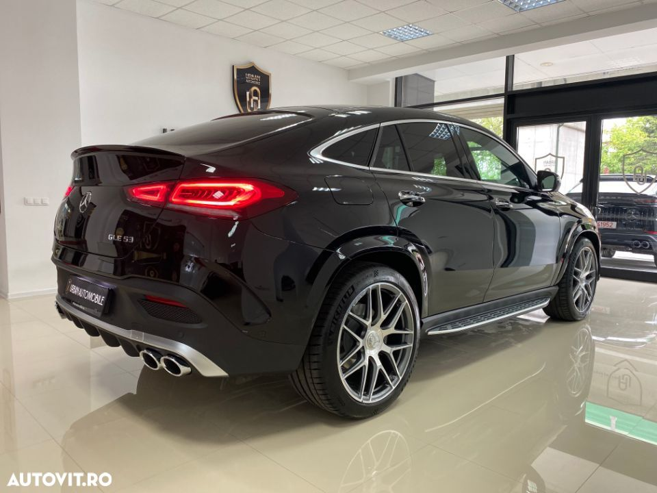 Mercedes-Benz GLE Coupe AMG - 25