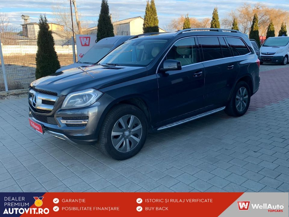Mercedes-Benz GL - 1