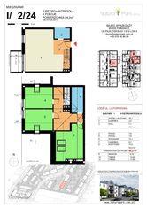Mieszkanie 84,20m2 -w nowej inwestycji-Łódź, Widze