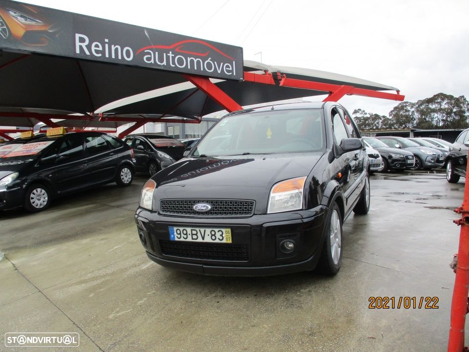 Ford Fusion 1.4 TDCi + - 1