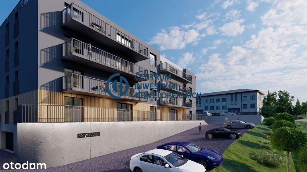 Jasne mieszkanie na Pobitnie   Balkon 16 m2