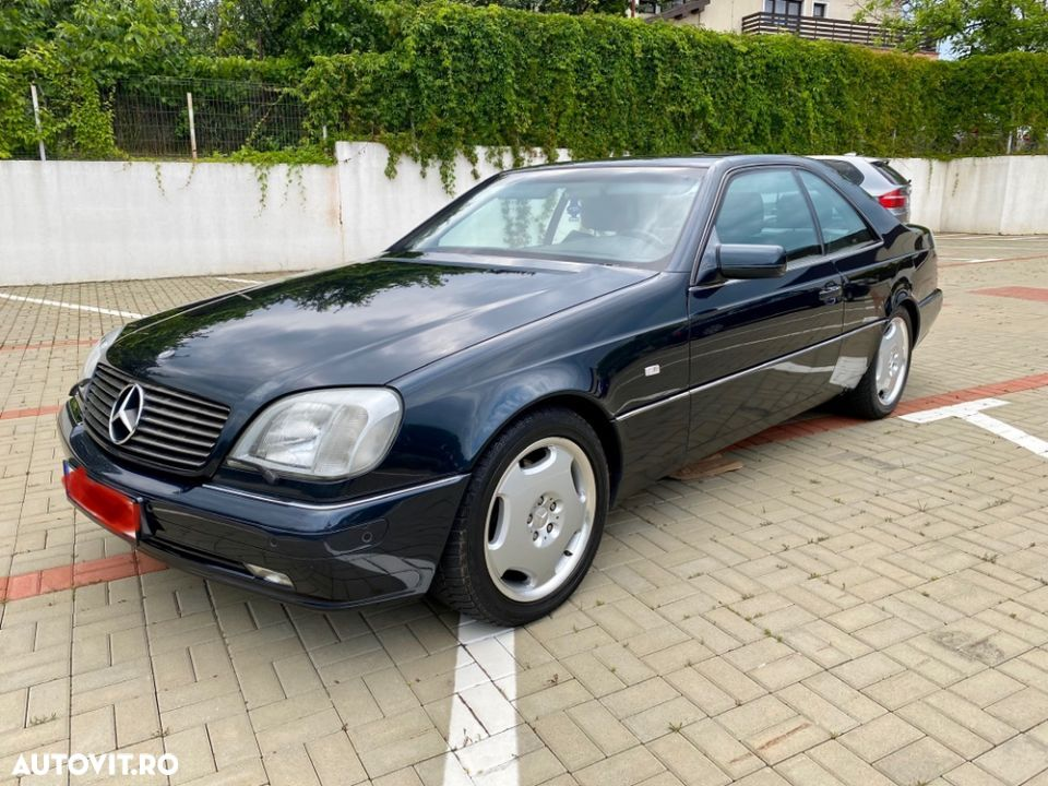 Mercedes-Benz CL CL500 - 1