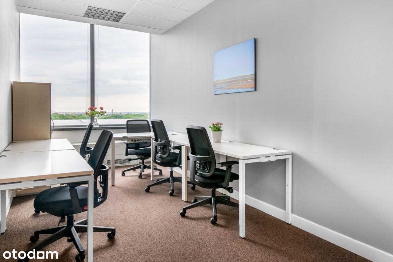 Biura 5 przestrzeni do pracy - North Gate