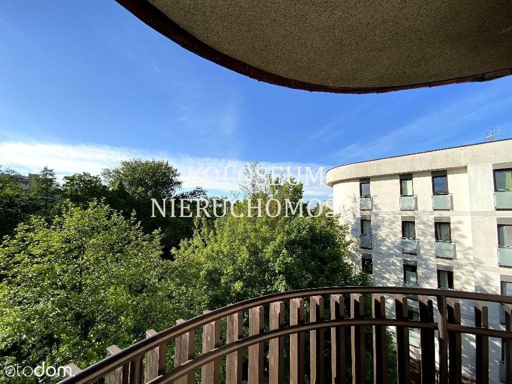 4 pok. osobna kuchnia + balkon z widokiem na rzek