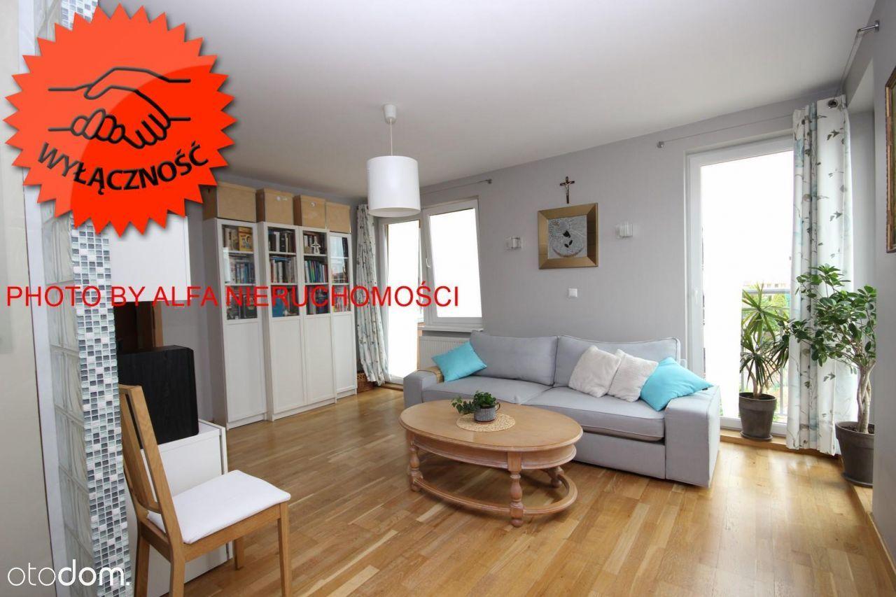 2 pokoje/balkon/winda/miejsce postojowe w garażu